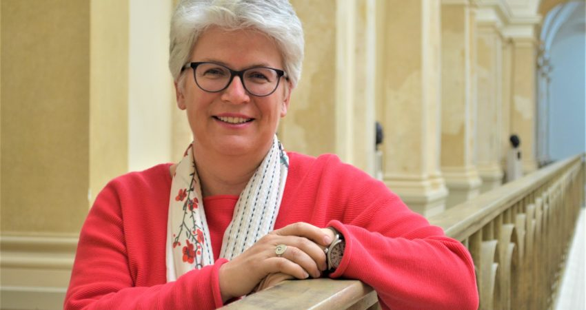 Stefanie Remlinger, MdA, Fraktion Bündnis 90/Die Günen im Abgeordnetenhaus Berlin