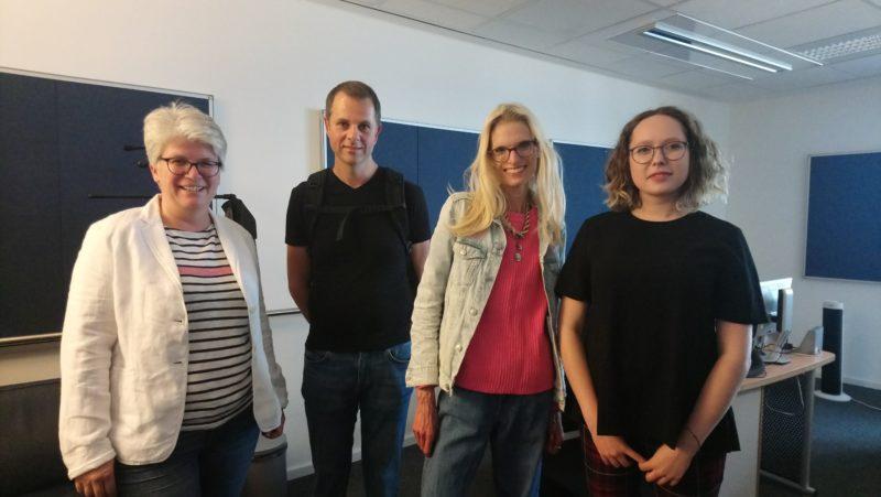 Diskussion beim Deutschlandfunk, Was tun gegen den Lehrermangel? Mit Stefanie Remlinger
