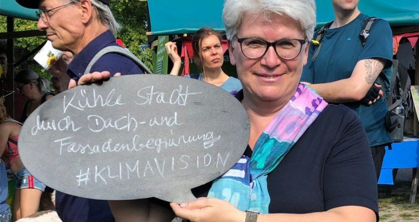 Fest Schönholz mit Stefanie Remlinger